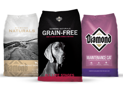 Diamond Dog and Cat Food