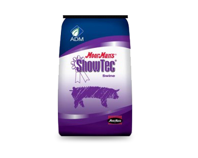 MoorMan's ShowTec Finisher bag