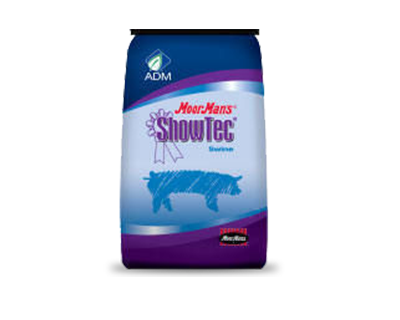 MoorMan's Showtec bag